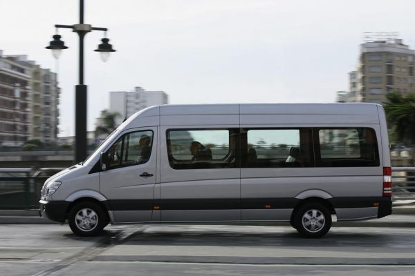 clasificación de vehículos furgoneta turismo