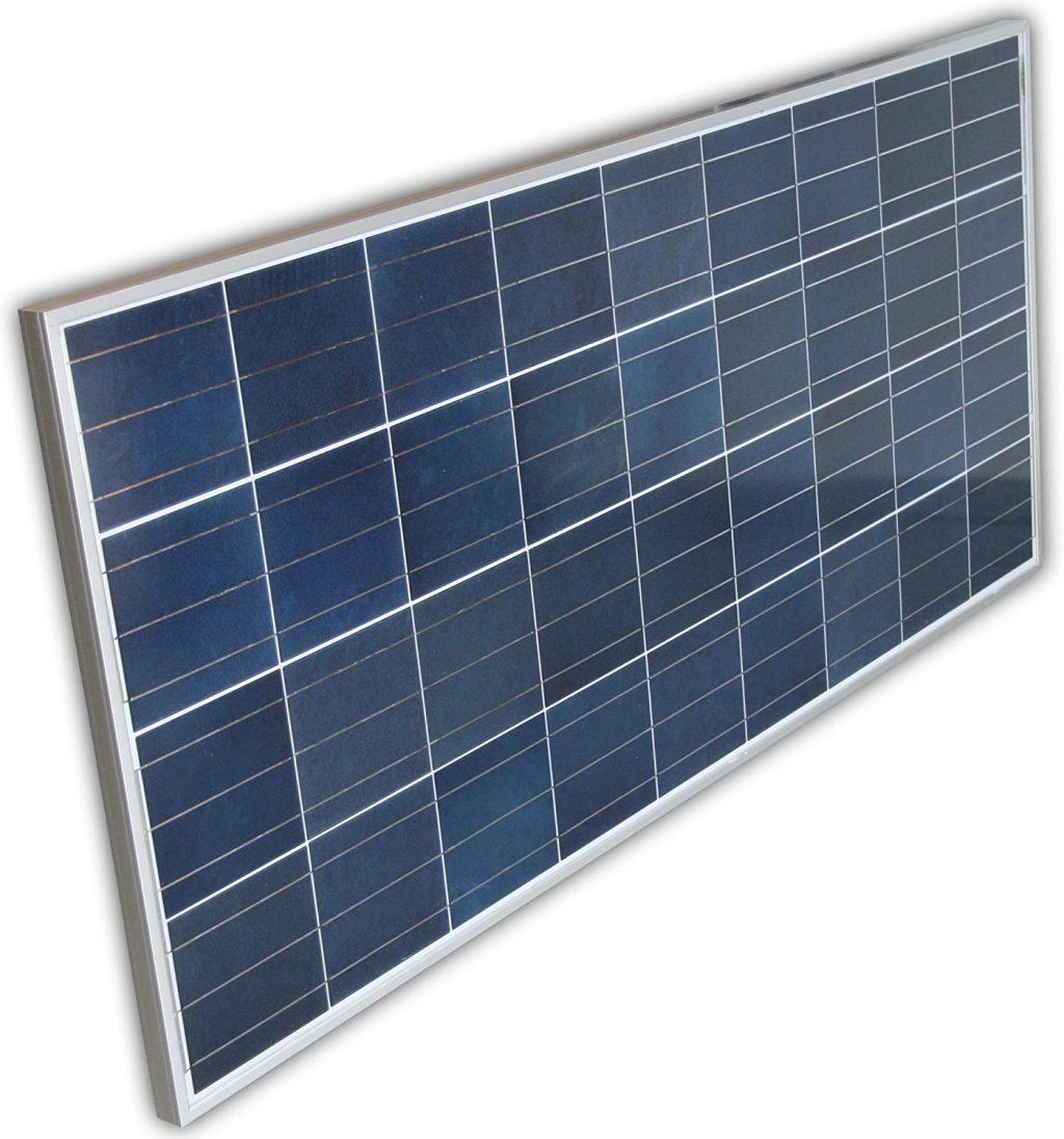 placa solar en autocaravana y furgoneta camper