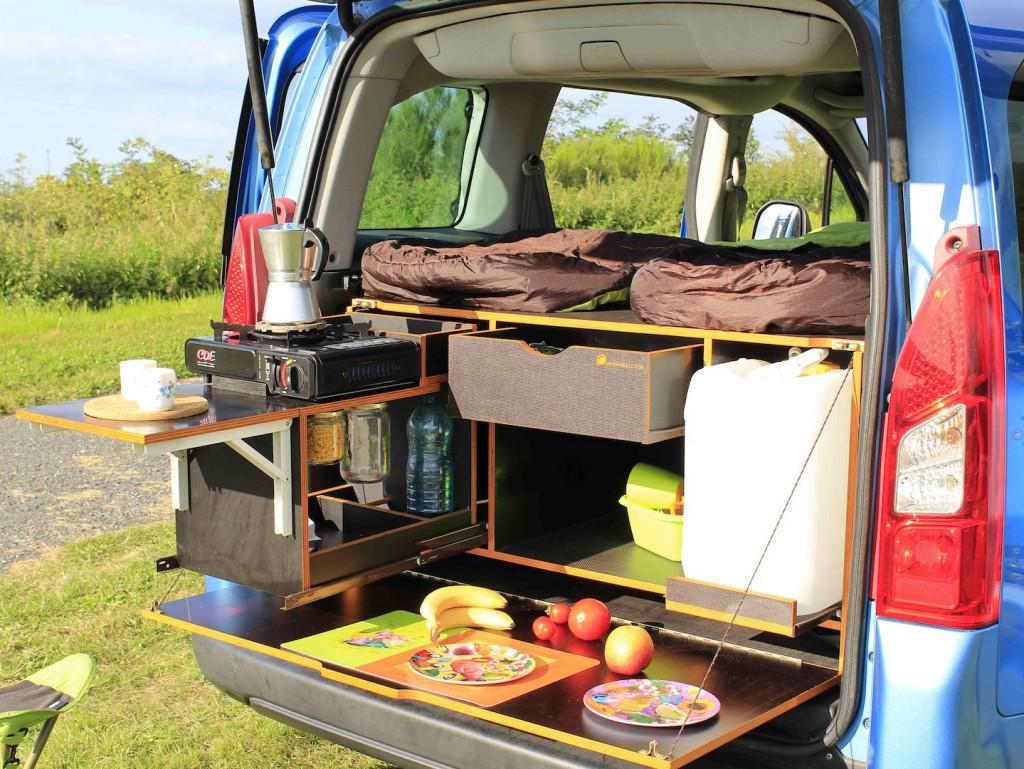 kit mini camper