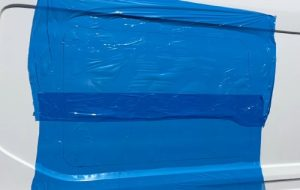 Enmascarar chapa ventanas para furgoneta camper